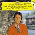 Oboe Concertos -Mozart, Bellini, R.Strauss / Hansjorg Schellenberger(ob), James Levine(cond), Berlin Philharmonic Orchestra