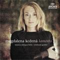 Lamento-Arias, Cantatas and Scenes by The Bach Family / Magdalena Kozena(Ms), Reinhard Goebel(cond), Musica Antiqua Koln