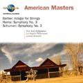 American Masters -Barber, R.Harris, W.Schuman / Leonard Bernstein(cond), LAPO, NYP