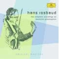 Complete Recordings On Deutsche Grammophon; Beethoven, Berg, Blacher, Sibelius, etc / Hans Rosbaud(cond)