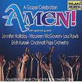 Amen ! -A Gospel Celebration: Operator, Swing Low, Amazing Grace, etc / Erich Kunzel(cond), Cincinnati Pops Orchestra
