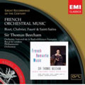 Bizet:Carmen Suite No.1/Chabrier:Gwendoline Overture/Faure:Dolly Suite/etc:Thomas Beecham(cond)/French National Radio Orchestra/etc
