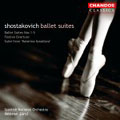 Classics - Shostakovich: Ballet Suites / N. Jaervi, Scottish