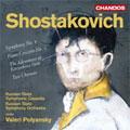 SHOSTAKOVICH:SYMPHONY NO.9 OP.70/PIANO CONCERTO NO.1 OP.35/ETC:VALERY POLYANSKY(cond)/RUSSIAN STATE SYMPHONY ORCHESTRA/ETC
