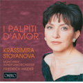 I Palpiti D'amor -Verdi, Puccini, A.C.Gomes, G.Meyerbeer, etc