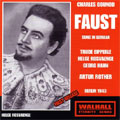 GOUNOD:FAUST (IN GERMAN:1943):A.ROTHER(cond)/SKB/H.ROSVENGE(T)/T.EIPPERLE(S)/ETC