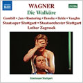 WAGNER:DIE WALKUERE -THE FIRST DAY OF THE RING OF THE NIBELUNG:LOTHAR ZAGROSEK(cond)/STAATSORCHESTER STUTTGART/ETC