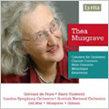 T.Musgrave:Concerto for Orchestra/Clarinet Concerto/Horn Concerto/etc