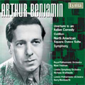 A.Benjamin:Overture to an Italian Comedy/Cotillon Suite/North American Square Dance Suite/etc:Myer Fredman(cond)/RPO/etc
