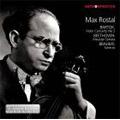 Bartok: Violin Concerto No.2; Beethoven: Violin Sonata No.9, etc (12/1949) / Max Rostal(vn), Malcolm Sargent(cond), LSO