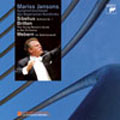 SIBELIUS:SYMPHONY NO.1/BRITTEN:THE YOUNG PERSON'S GUIDE TO ORCHESTRA/WEBERN:IM SOMMERWIND:M.JANSONS/BRSO