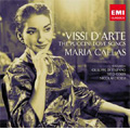 Vissi D'Arte -The Puccini Love Songs: From Manon Lescaut, La Boheme, Tosca, etc / Maria Callas(S), Giuseppe di Stefano(T), Tito Gobbi(T), etc