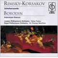 Russian Orchestral Works -Rimsky-Korsakov, Borodin, Khachaturian / Takuo Yuasa(cond), LPO, Thomas Beecham(cond), RPO, etc
