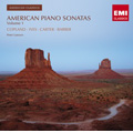American Piano Sonatas Vol.1 - Copland: Piano Sonata; Ives: Three Pages Sonata; Carter: Piano Sonata / Peter Lawson(p)