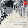 Chopin: Cello Sonata Op.65, Piano Trio Op.8, Grand Duo / Andreas Brantelid, Vilde Frang, Marianna Shirinyan