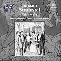 J.STRAUSS I:EDITION, VOL.8:「TAUSENDSAPPERMENT」WALZER, OP. 61/「BALLNACHT」GALOPP, OP. 86/「DER FROHSINN, MEIN ZIEL」WALZER, OP. 63/ETC:CHRISTIAN POLLACK(cond)/SLOVAK SINFONIETTA ZILINA