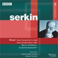 Mozart: Piano Concertos No.14 KV.449 (8/28/1964), No.21 KV.467 (7/23/1966), etc / Rudolf Serkin(p), Alexander Schneider(cond), ECO