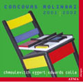 Concours Molinari - 2001/2002 Winners / Molinari Quartet
