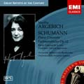 Schumann: Piano Concerto; FantasieStucke, Op.12