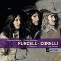 Corelli/Purcell:Trios, Sonatas & Fantasias:C.Medlam