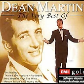 Dean Martin/Very Best Of Dean Martin [4932842]