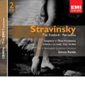 Stravinsky: Firebird, Petrushka, etc / Rattle