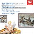Tchaikovsky: Piano Concerto No.1, Rachmaninov/ Weissenberg, Karajan