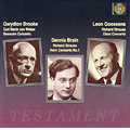 R.シュトラウス: ホルン協奏曲第1番 Op.11、オーボエ協奏曲、ウェーバー: ファゴット協奏曲 Op.75