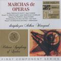 MARCHAS DE OPERA -VERDI/MOZART/BERLIOZ/WAGNER/ETC:ARTHUR WINOGRAD(cond)/VIRTUOSO SYMPHONY OF LONDON