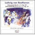 Beethoven: String Quartets no 12 & 14 /Prazak String Quartet