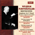 Beethoven: Symphony No.9, Leonore No.3 + Rehearsal, Egmont Overture, etc / Wilhelm Furtwangler, Berlin Philharmonic Orchestra, Stockholm Philharmonic Orchestra, Royal Concertgebouw Orchestra, etc