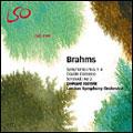 Brahms: Symphonies No.1-No.4, Double Concerto, Serenade No.2, Tragic Overture