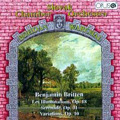 Britten: Les Illumination, Serenade, etc / Magdalena Hajossyova, Peter Schreier, Peter Damm, Bohdan Warchal, Slovak Chamber Orchestra