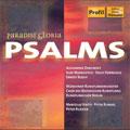 PARADISI GLORIA:PSALMS:ZEMLINSKY:PSALM 13 OP.24/MARKOVITCH:PSAUME -TEHILLIM/ETC:MARCELLO VIOTTI(cond)/MUNICH RADIO ORCHESTRA/BERLIN RADIO CHORUS/ETC