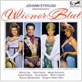 J.Strauss II : Wiener Blut (1965) / Robert Stolz(cond), VSO, Wilma Lipp(S), Hilde Guden(S), etc