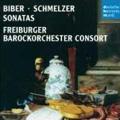 Sonatas - Biber, Schmelzer / Gottfried von der Goltz, Freiburg Baroque Orchestra