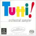 Tutti ! -Orchestral Sampler
