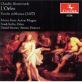 Monteverdi : L'Orfeo (Favola in Musica) / Daniel Stepner(dir), Music from Aston Magna