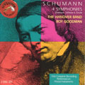 Schumann: Complete Symphonies/ Goodman, Hanover Band