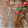 """Martinu: Sinfonietta """"La Jolla"""", Toccata e Due Canzoni, Concerto Grosso (5/11-12, 19-20, 6/6/1997) / Ondrej Kukal(cond), Prague Chamber Orchestra, Josef Hala(p), etc"""