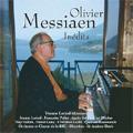 Messiaen: Inedits -La Mort du Nombre, Offrande au Saint Sacrement, Prelude, etc / Yvonne Loriod-Messiaen(p), BBC Symphony Orchestra, etc