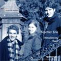 """Tchaikovsky:Piano Trio Op.50 """"In Memory of a Great Artist""""/Ravel:Piano Trio:Tecchler Trio"""