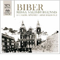 Biber: Missa Salisburgensis / Igino Conforzi, Tibicines, Sergio Balestracci, La Stagione Armonica