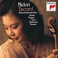 ベスト・クラシック100-37:アンコール!~ヴァイオリン愛奏曲集:五嶋みどり/ロバート・マクドナルド