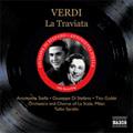 Verdi : La Traviata (9/15-21/1955) / Tullio Serafin(cond), Milan La Scala Orchestra & Chorus, Antonietta Stella(S), etc