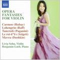 ヴァイオリンによるオペラ幻想曲集
