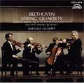 ベートーヴェン:弦楽四重奏曲 第9番《ラズモフスキー第3番》&第1番<限定盤>