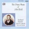 J.Field: Piano Works (3/1990, 3/1991):Richard Burnett(p)/Lorna Fulford(p)