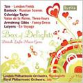 Box of Delights -British Light Music Gems:P.Tate/S.Coleridge-Taylor/G.Bantock/etc (1988-89):Barry Wordsworth(cond)/LPO/etc