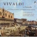 Vivaldi : La Pastorella RV.95, Concerto RV.103, Sonata RV.801, etc / Pamela Thorby(bfl), Fiori Musicali